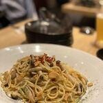 ステーキ&ローストビーフ食べ放題 個室 肉バル MEATBOY N.Y - ペペロンチーノ