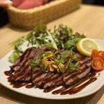 ステーキ&ローストビーフ食べ放題 個室 肉バル MEATBOY N.Y - ローストビーフ