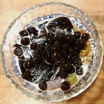 茶月譚 - 台湾芋団子仙草ゼリー