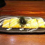 創作鉄板焼 鉄創 - 明太チーズだしまき