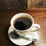 ムーン ファクトリー コーヒー - 中煎りブレンド¥850(マグ)