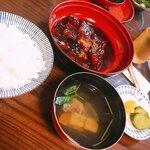 元祖本吉屋 - 蒲焼定食