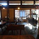 しまカフェ 江のまる - 店内
