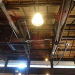 しまカフェ 江のまる - 天井