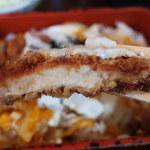 川善 - かつ重定食 ※ランチタイムサービス