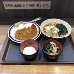 119793744 - 朝カレーセット(400円)