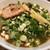 味噌蔵らーめん まるしゅう - 料理写真:九条ねぎの味噌らーめん