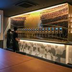 EXBAR TOKYO - 自分で注ぐビールサーバー