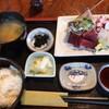 魚と創菜 いしまつ - 料理写真:刺身定食 ¥1000