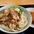うつ海うどん - 料理写真:肉ぶっかけ冷