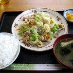 シーサイド - ふーちゃんぷる定食