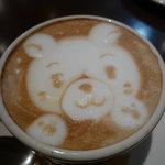 THE CAFE - ☆クマさんもイイ感じですぅ(*^^)v☆