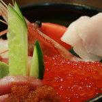 1198893 - 海鮮丼(1,500)
