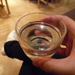 THE CAFE - ☆最後はお水を1杯頂きましたぁ(^u^)☆