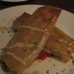 タツミ - とろとろウマーな豚セルベルのパリパリ焼き