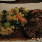 タツミ - あか牛のクリのステーキ