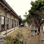 魚料理・寿司 二反田 - 宮津湾に面したお庭