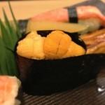 旭寿司 - うに