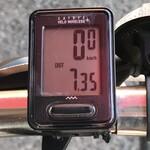 喫茶クッキー - 地元松原から、自転車で約7.3km