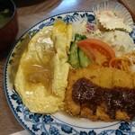 レストラン 精養軒 - 料理写真:日替わりランチ
