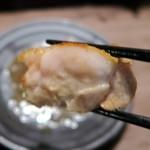 福島郷土料理 居酒屋なべちゃん - ふっくらジューシーな会津地鶏