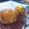 隠れ茶房 茶蔵カフェ - 料理写真:あか牛とモッツァレラチーズのパイ包み焼き