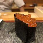 鮨金 - いくら