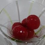 エソラ - トマトポン酢漬け