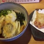 ウドンスタンド五頭 - 料理写真: