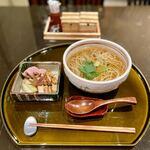 119813029 - 合鴨と名古屋コーチンの南蛮蕎麦