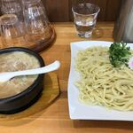 中華そば 島風 - つけ麺(¥880)+大盛(¥120)