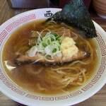 ラーメン 西ちゃん - 料理写真:しょうがラーメン('19/11/16)