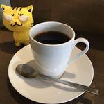 喫茶 アカリマチ - ストロングコーヒー450円(税込)