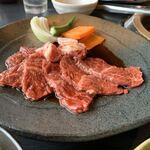 黒毛和牛ゆたか - 料理写真:日替わり焼肉ランチ