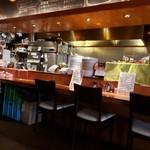 キッチン櫻庭 - 内観写真:
