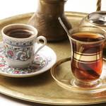 トルコ料理ボスボラスハサン - ドリンク写真: