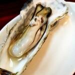 とりあえず逢海 - 仙鳳趾の牡蠣