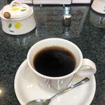 泉 - ブレンドコーヒー(400円)