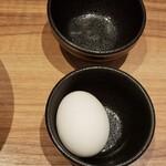 すためし - 生卵