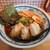 桃栗さんねん柿はちねん - 料理写真:天然醸造濃口醬油らーめん