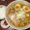 らーめん みかん - 料理写真:味噌_850円、煮玉子_100円、小ライス_100円