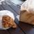 石窯パン工房 サフラン - 料理写真:2019.11 自家製フライドチキンとあん食パンかぼちゃ入り