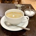 マヌエル・カーザ・デ・ファド - コーヒー