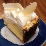 フラウラ - チーズケーキフォンデュ
