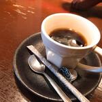 119830903 - 食後のホットコーヒー