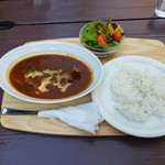 D-Cafe - 料理写真:ビーフシチュー