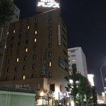 ホテルオークス新大阪 - '19/11/15 外観