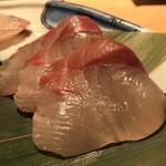 悠助 - 悠助 新宿店(東京都新宿区西新宿)日替わり鮮魚刺し 小