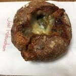 ル パン ドゥ ジョエル・ロブション - ゴルゴンゾーラと蜂蜜