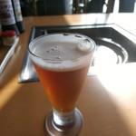 ビアレストラン 門司港地ビール工房 - 西鉄のふくふくレトロきっぷ特典のサービスビール